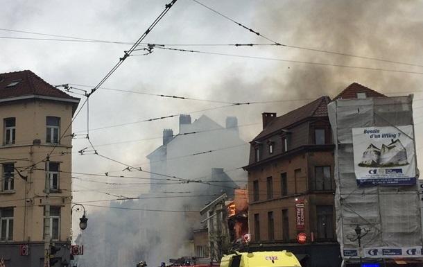 Внаслідок вибуху в Брюсселі загинула людина