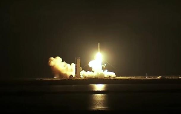 США вывели на орбиту военный спутник