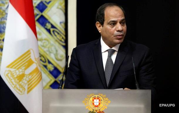 Президент Єгипту вперше відвідає США