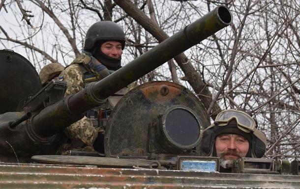 На Донбасі поранені п ять бійців ЗСУ - штаб