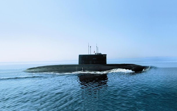 Росія перекине в Чорне море три підводні човни