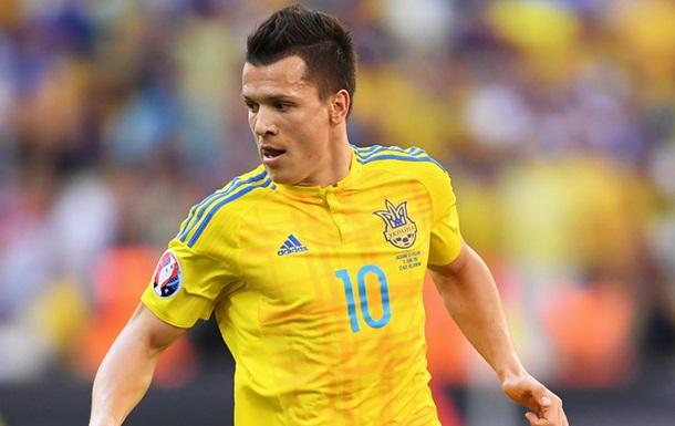 Коноплянка: Результат матчу у Хорватії багато вирішує