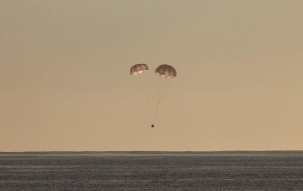 SpaceX доставила на Землю результати експериментів з МКС