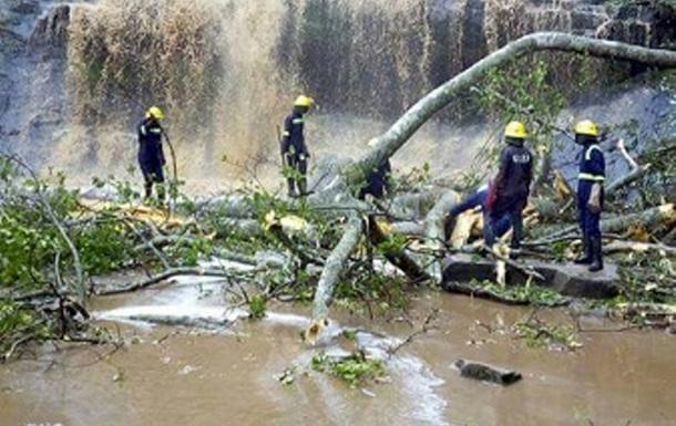 В Гане погибли под завалами деревьев 20 детей