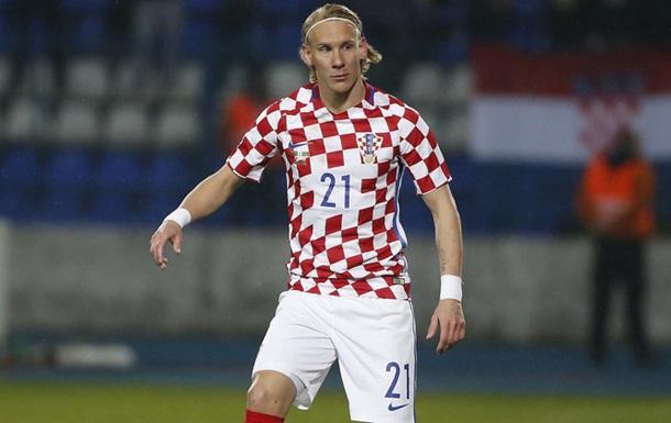 Віда може не допомогти хорватам у матчі з Україною