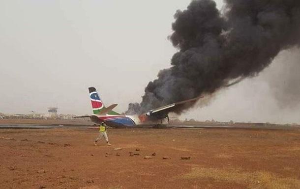 Авиакатастрофа в Южном Судане: все пассажиры выжили