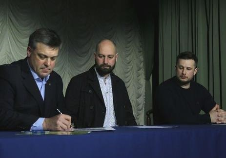 Интермариум, как русофобская пугалка против Русского мира