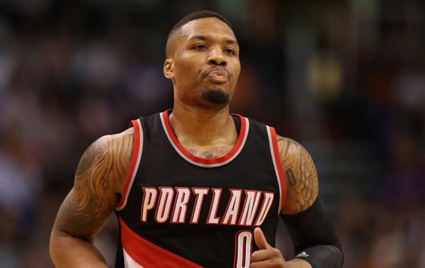Уайтсайд і Ліллард визнані гравцями тижня в НБА