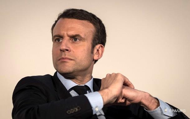 Франція має уникати зближення з РФ – Макрон