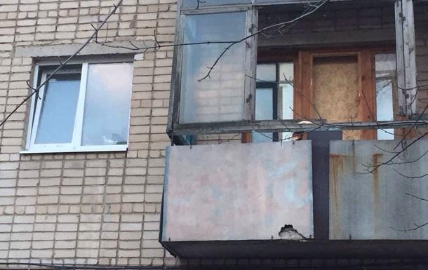 У п ятиповерхівці Бердянська стався вибух