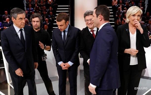 Без НАТО і Росії. Передвиборні дебати у Франції
