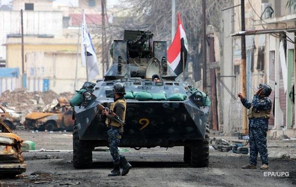 Бойовики ІДІЛ захопили генерала в Мосулі