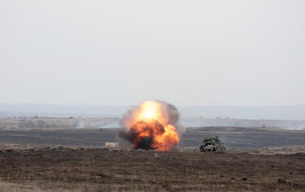 Противник застосував танки на донецькому напрямку – штаб