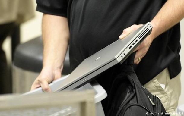 Лондон забороняє перевозити в ручній поклажі лептопи і планшети