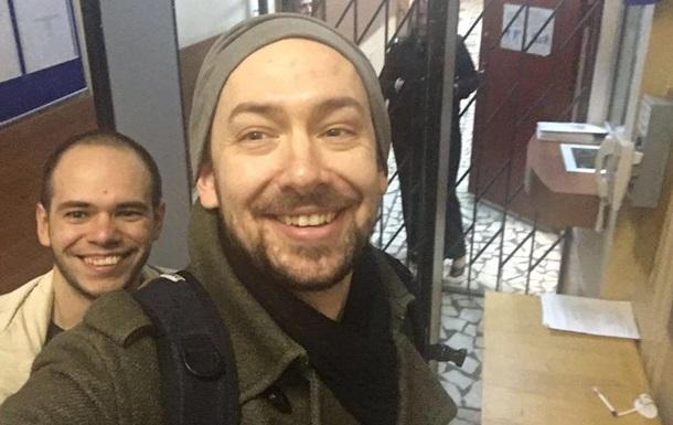 Роман Цимбалюк в Москве