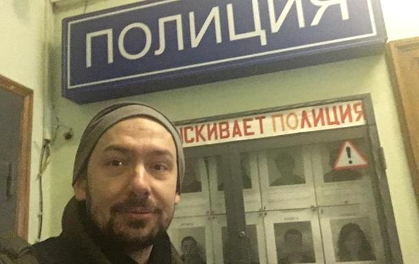 Цимбалюк розповів про своє затримання в Москві