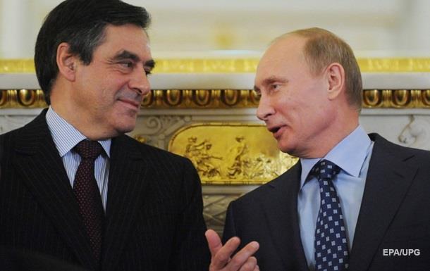 Мільярдер заплатив Фійону за зустріч з Путіним - ЗМІ
