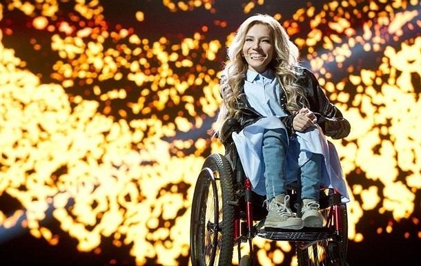 Євробачення: СБУ заборонила в їзд співачці від Росії