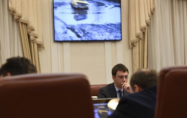 Гройсман показав найгірші дороги України