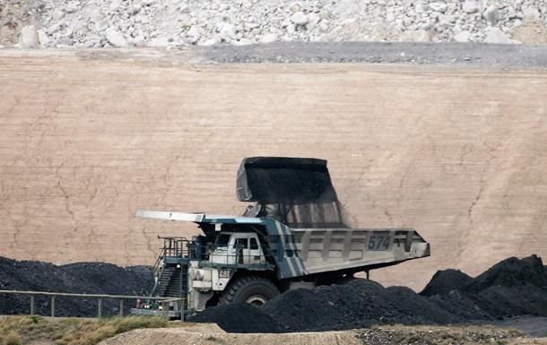 Україна чекає на перші поставки вугілля із ПАР у травні
