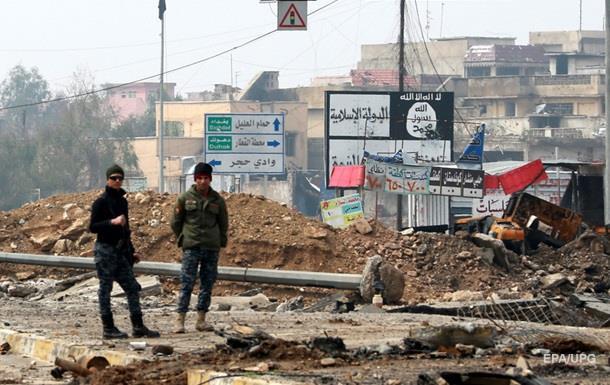 Біля Мосула виявили поховання жертв ІДІЛ