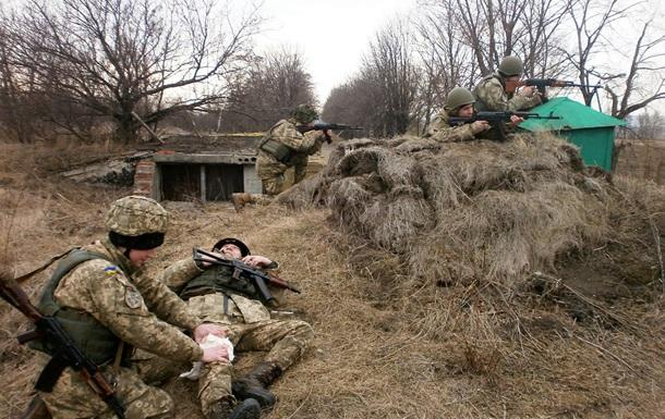 Доба в АТО: військових обстрілювали з Градів