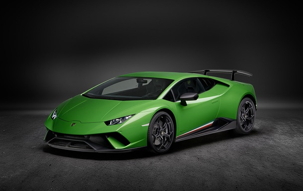 Lamborghini установила рекорд продаж