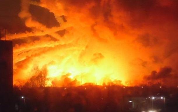 Взрывы в Балаклее: кто понесет ответственность?