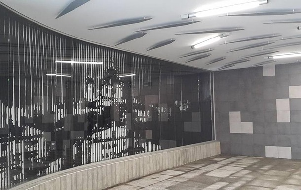 У Києві відкрили один з виходів станції метро Лівобережна