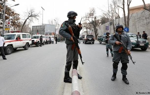 В Афганістані вбили дев ятьох поліцейських
