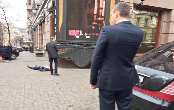 Особу вбивці Вороненкова встановлено - МВС