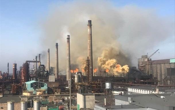 В Украине упало промышленное производство