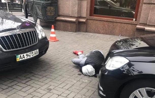 Вбивця Вороненкова мав документи АТОвця - ЗМІ