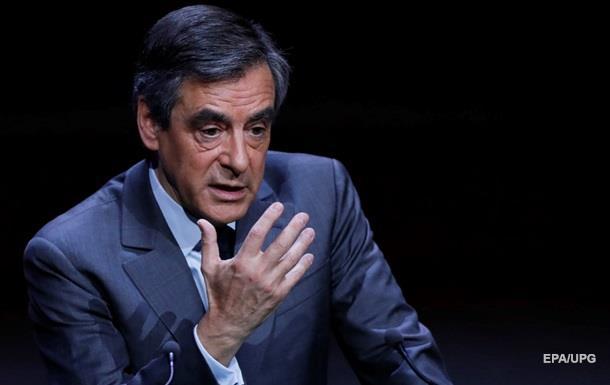 Фійон звинуватив Олланда в змові проти нього