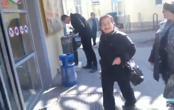 У Криму на вулиці ввімкнули гімн України