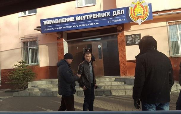 В Минске отпустили украинскую журналистку