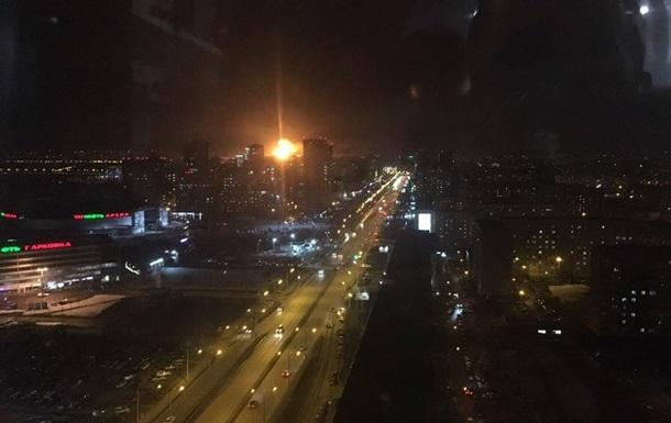 У Росії загорівся пороховий завод