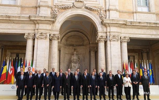 Туск: ЄС буде єдиним, або його не буде