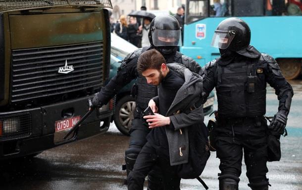 ЕС призвал Беларусь освободить задержанных граждан