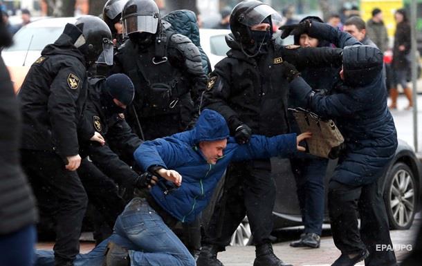 Підсумки 25.03: Протести в Мінську, порятунок Балаклії