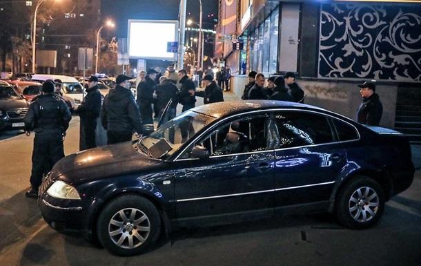 У поліції розповіли про вчорашню стрільбу в Києві