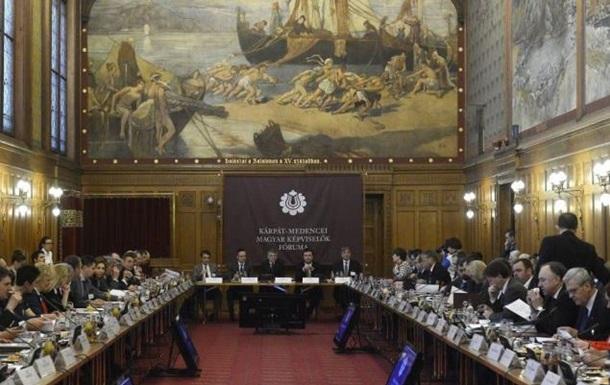 Будапешт підтвердив підтримку угорських автономій