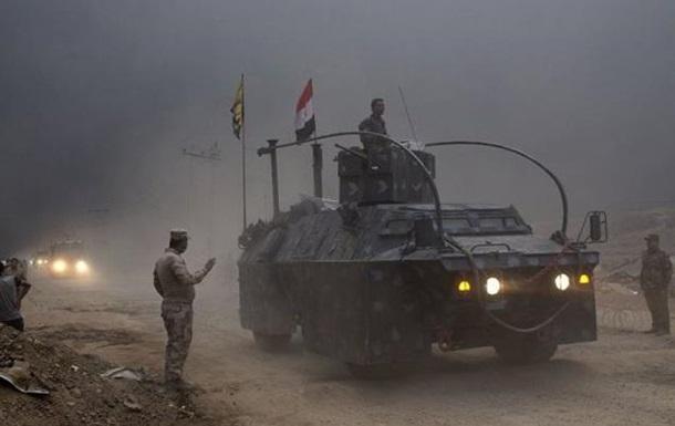 Іракська армія звільнила два квартали в Мосулі