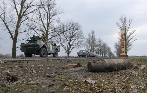 Військові зі США оглянули зону НС в Балаклії