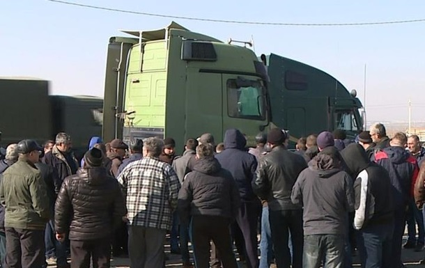 У Росії знову протестують далекобійники