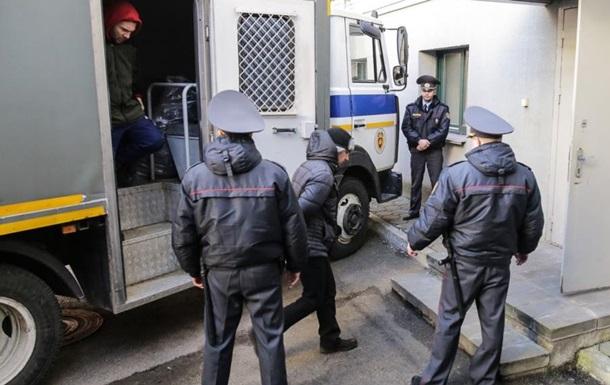 У Мінську заарештували українця за участь в мітингу