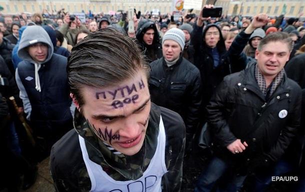 Кремль про акції протесту: Аналізуємо масштаби