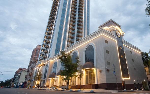 Клубный дом  АртХолл  - готовые квартиры для любителей истинного Киева