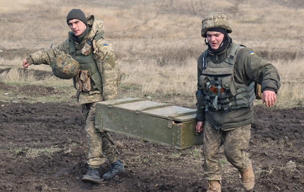 У зоні АТО загинули два бійця - штаб