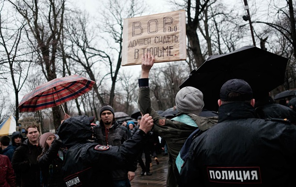 Жорсткий розгін. Акції протесту в Росії і Білорусі